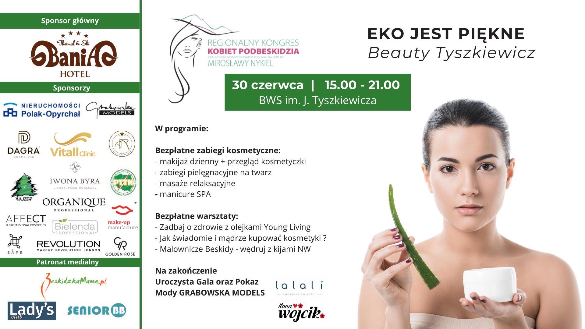 """""""Beauty Tyszkiewicz – EKO JEST PIĘKNE"""""""