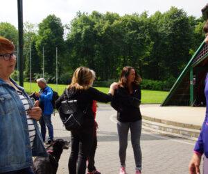 POZYTYWNE I AKTYWNE: Marsze z kijkami Nordic Walking
