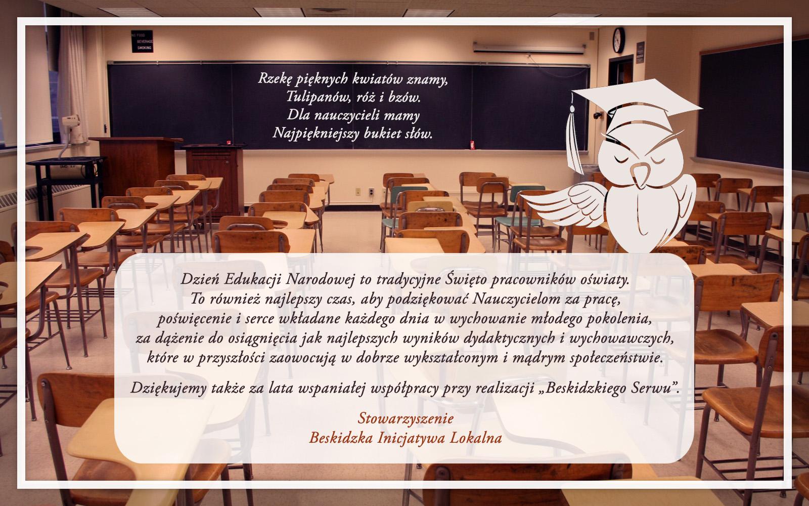 Życzenia dla Nauczycieli